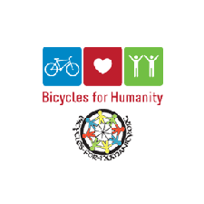 Bicycle for humanity. 225