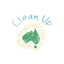 Clean up. logo