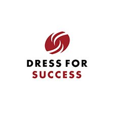 Dress for success - logo
