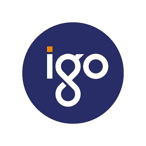 IGO logo square